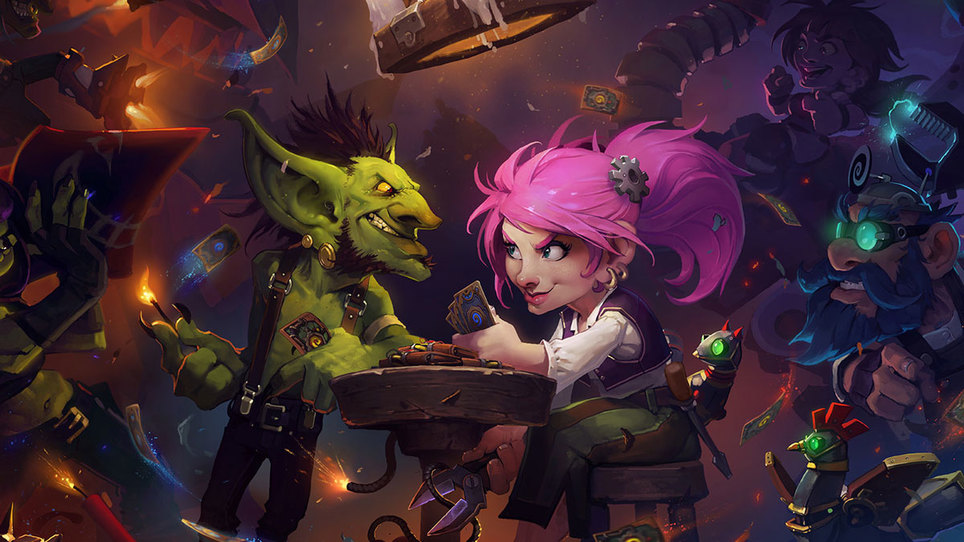 Ten Ton Hammer What Will Goblins Vs Gnomes Mean For Hearthstone