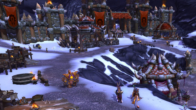 Ten ton hammer wow garrison build order starting guide wow garrison build order starting guide malvernweather Images
