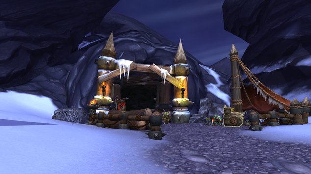 Ten ton hammer garrison guide lunarfall excavationfrostwall mines frostwallminesentrance malvernweather Images