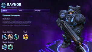 Raynor banner