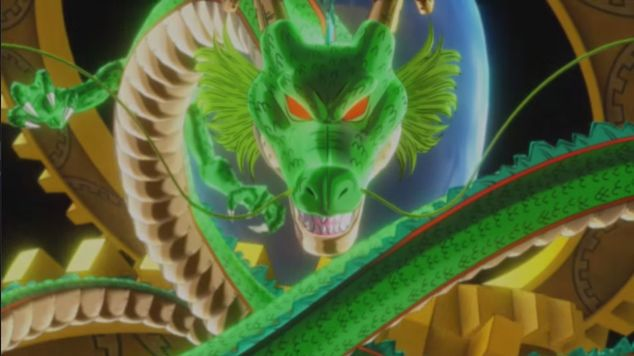 Dbz dragon