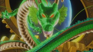 Dbz dragon