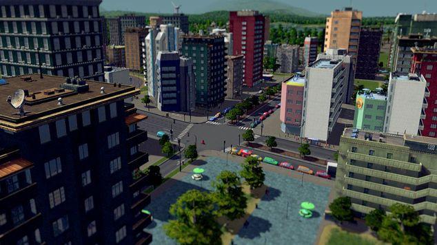Cities skyline hero