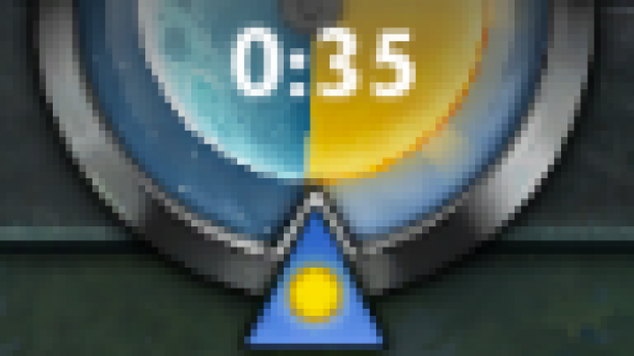 Dota 2 time of day clock