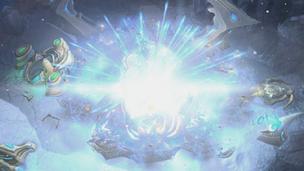 Starcraft2 explosion