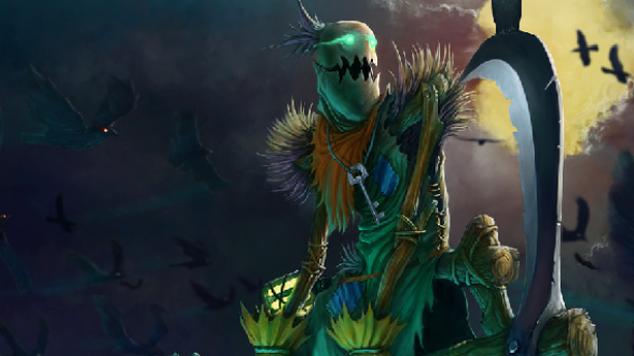 Fiddlesticks  league oflegends