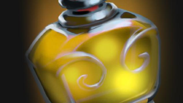 Rune bottle illusion dota2