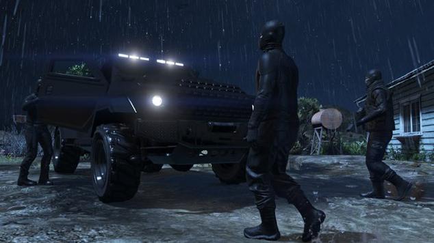 Ten Ton Hammer | Humane Labs Raid - Grand Theft Auto V (GTA