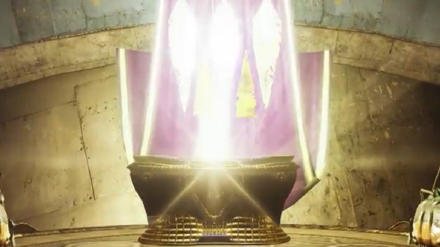 Destiny prison of elders treasure room