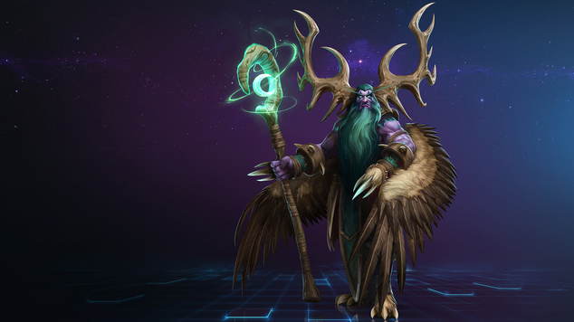 ten ton hammer heroes of the storm malfurion build guide