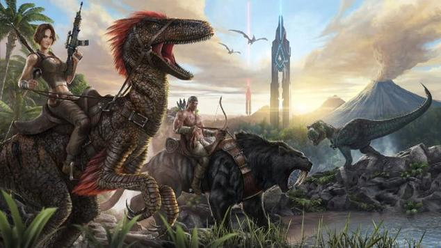 Ark survival evolved 0