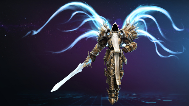 Tyrael Build