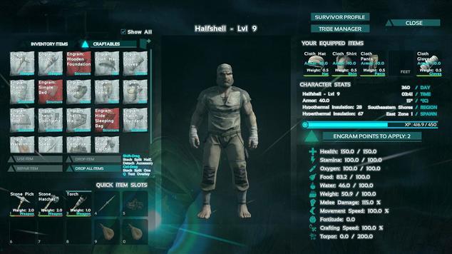 Ten Ton Hammer | Ark: Survivor Evolved Armor Guide