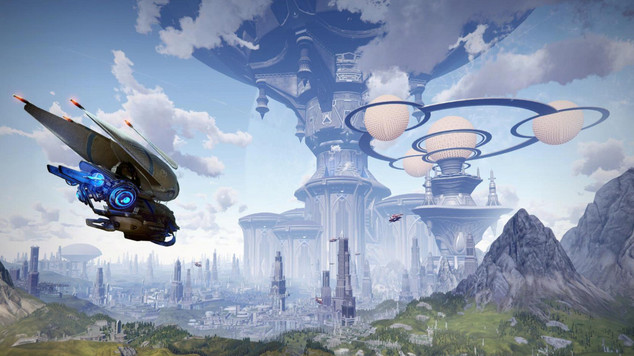 Skyforge stats guide