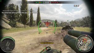 World tanks snipe