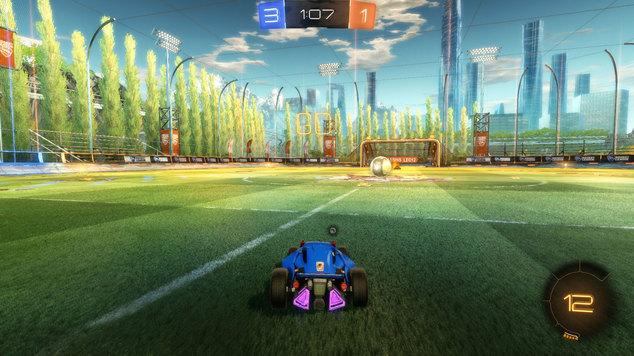 Rocket league 1