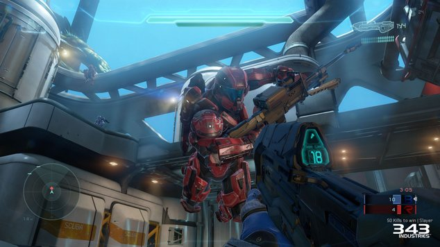 Halo 5 warzone gamesnote 1