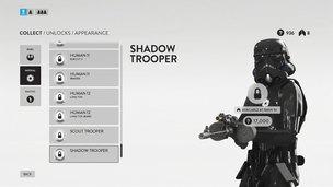 Black shadowtrooper