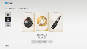 Battlefront star cards 0