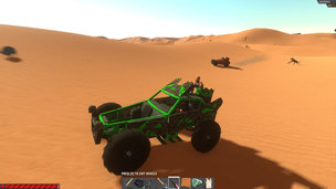 Hurtworld car
