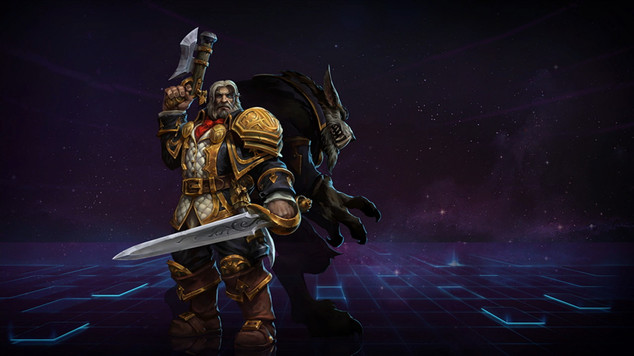 Heroes Of The Storm Build Grisetete