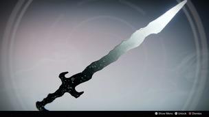 Dreadfang sword destiny