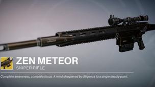 Zen meteor destiny