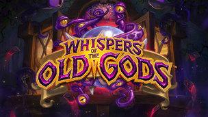 Whispers old gods