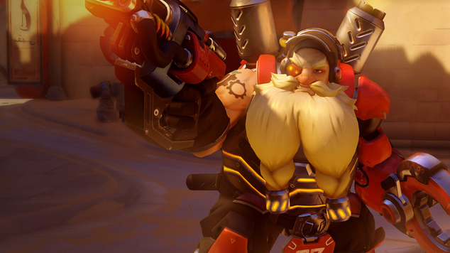 ten ton hammer overwatch torbjorn hero guide