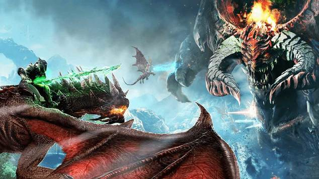 Riders of icarus attack
