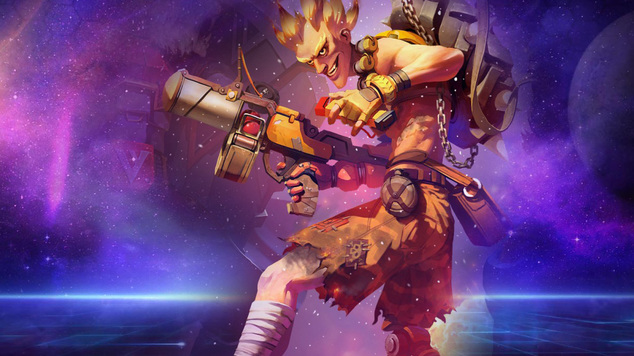 Ten Ton Hammer Heroes Of The Storm Junkrat Build Guide Junkrat is a ranged assassin from the overwatch universe who can deal a large amount of sustained or burst damage from. heroes of the storm junkrat build guide