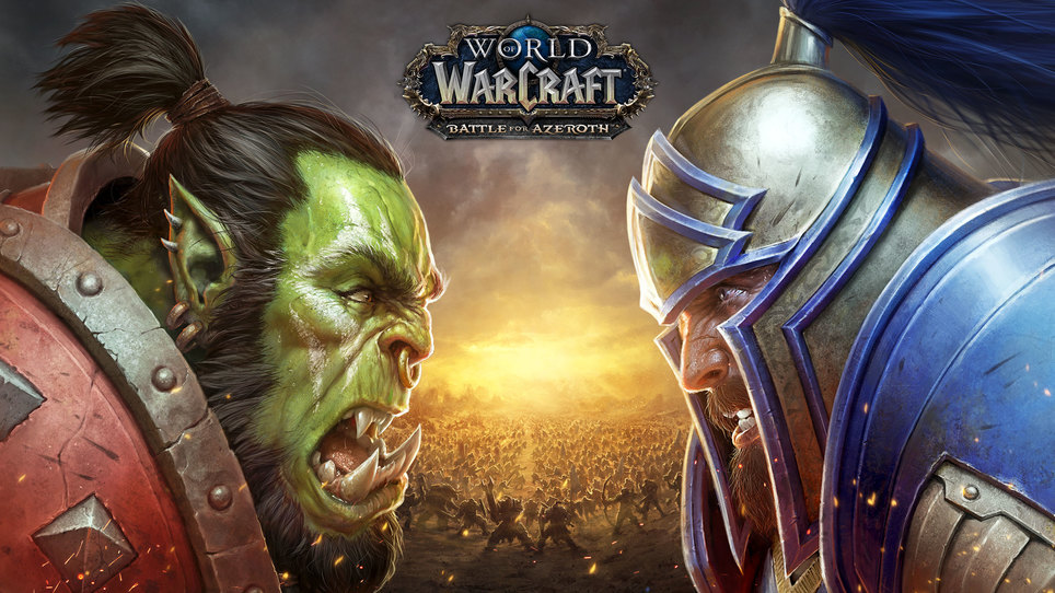 World of warcraft battle for azeroth