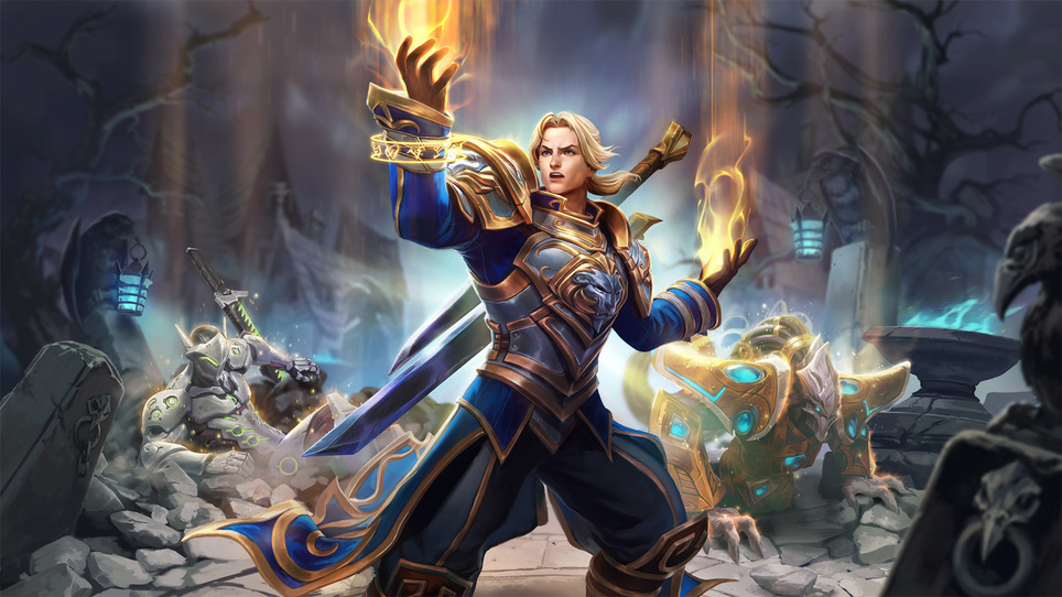 Ten Ton Hammer Heroes Of The Storm Anduin Build Guide Within these pages, you will find. heroes of the storm anduin build guide
