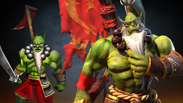 Ten Ton Hammer Warcraft 3 Reforged Orc Standard Grunts Build Order