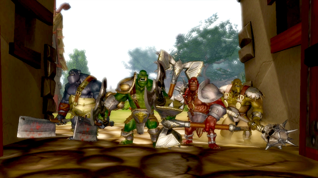 Orc attack steam release