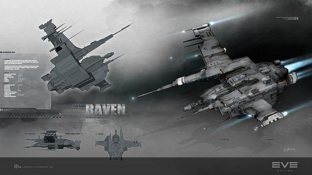 Eve online concept art hero image