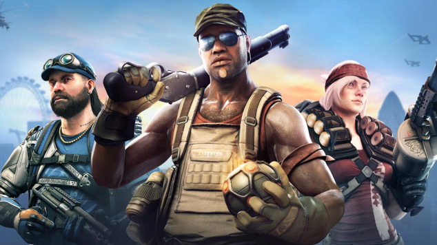 Dirtybomb announcement