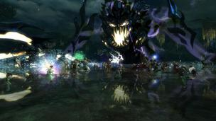 Guild wars 2 the behemoth