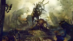 The battle for lion's arch aftermath concept art