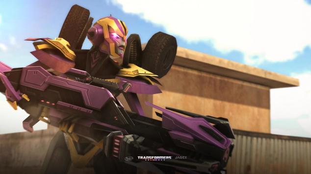 Transformers universe 2