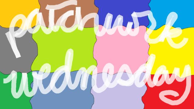 Patchwork wednesday
