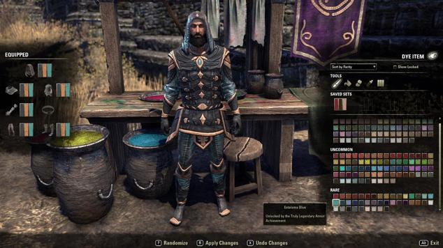 Eso dyes