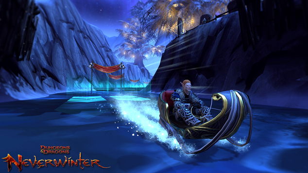 Neverwinter winter festival