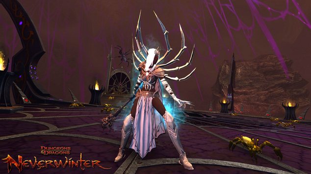 Neverwinter shadowmantle update