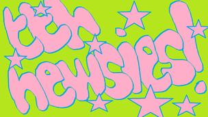 Newsies pink