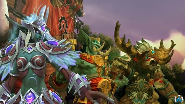 Ten Ton Hammer | World of Warcraft: Azerite Trait Tuning Arrives