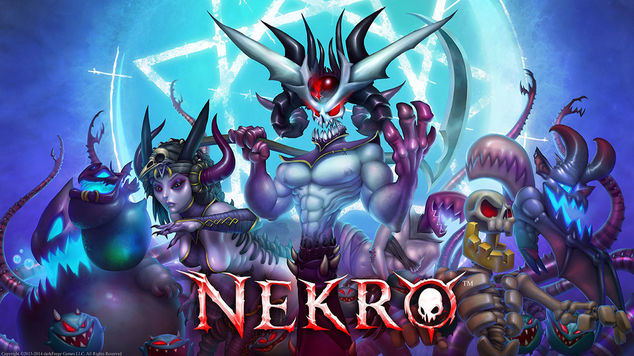 Nekro patch announcement