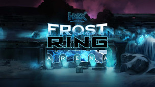 Hex frost ring arena announcement