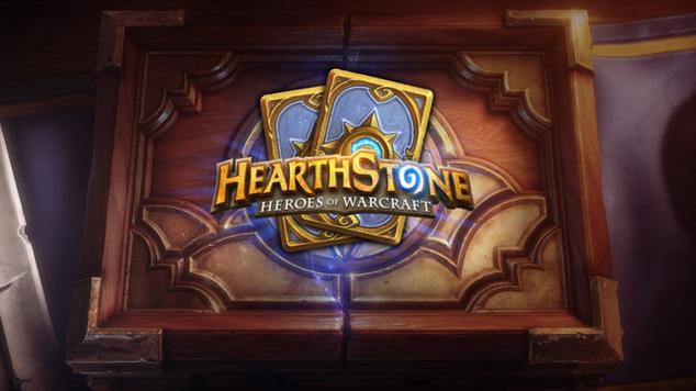 Hearthstone 20title