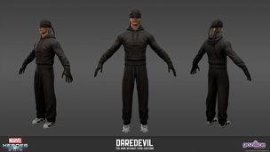 Daredevil classic skin